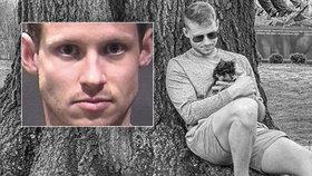 Muž vyhodil dvě němé tváře z balkonu: Za zabití pejsků mu hrozí vězení