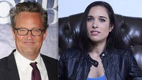 Matthew Perry (50) znovu na ocet! Proč Chandler dostal od přítelkyně (28) kopačky?