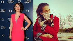 """Tereza Kostková si pořídila štěně od """"milé rodiny"""": Co to rozpoutalo, těžko rozdýchává!"""
