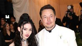 Miliardář Elon Musk je posedmé otcem! Synovi přidělil »sériové číslo«
