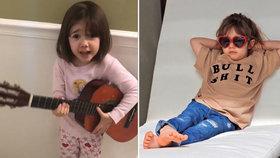 """""""Co to máš v zadnici?"""" Roztomilá holčička složila globální hit: Video zhlédly miliony!"""