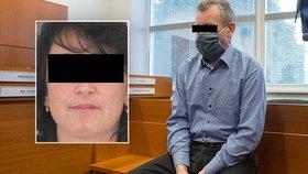 Jitku udusil a zatíženou kompresorem hodil do rybníka: Otec zavražděné se ho zastal u soudu!