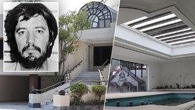 """Soka narkobarona """"Prcka"""" zabila liposukce: Jeho luxusní vilu vydražili za majlant!"""