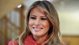 Vytříbený styl Melanie Trump aneb Ta nejlepší módní jarní inspirace