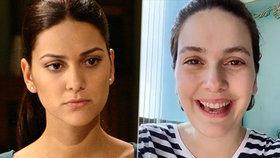 Proměna Šeherezády zTisíce a jedné noci: Jak vypadá bez make-upu a po dvou dětech?!