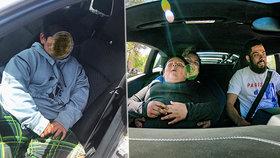 Chlapec (5) doma ukradl auto a jel si koupit lamborghini se 75 Kč v kapse