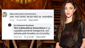 Fanynka Evy Burešové tnula do živého: Vztek a drsná slova kvůli vadě na kráse!