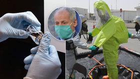 Nákazy jako biologická zbraň? O bioteroru psal i Prymula, Čína svůj program zřejmě má