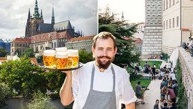 Zmrtvýchvstání pražské Kuchyně? Oblíbená restaurace u Hradu měla skončit kvůli koronaviru, ale...