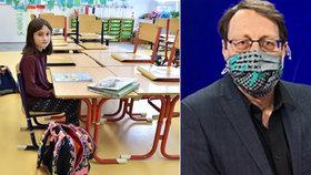 """Zpátky do lavic bez třídního a se staršími: Malé děti rodiče do školy """"neženou"""""""