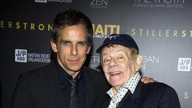 Ben Stiller oznámil smrt slavného otce (†92): Budeme ho postrádat!