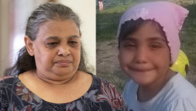 Babička pohřešované Valerie seděla za týrání dětí už před 40 lety: Soud jí vnoučata přesto svěřil