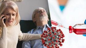 Lékaři zjistili: Pacienty s covid-19 ohrožují krevní sraženiny! Odborníci neví, proč vznikají