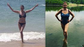 Eva Holubová v plavkách: Jsem jako Ivana Trumpová! Je to nezakrytelný