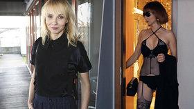 Něžná herečka ve filmu Bábovky přitvrdila: Plodková šla do prádla!