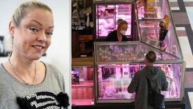 Dominika Gottová po dvou měsících za pultem: Vydělává na cestu z Česka!