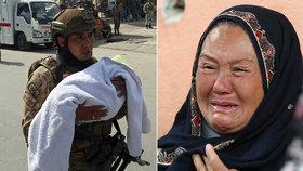 Teroristé zaútočili na porodnici, při masakru s 24 mrtvými se narodilo i zdravé dítě