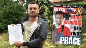 Ze dne na den bez práce a výplaty? Příručka Česko po koronaviru poradí už v pondělí!