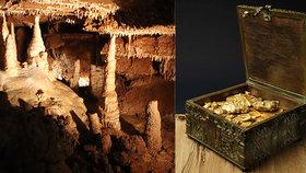 Lovci se hnali za pokladem: V jeskynním komplexu čtyři zemřeli