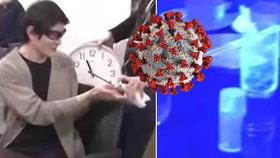 Koronavirus je postrachem restaurací. Experiment ukázal, na co všechno při jídle sáhneme