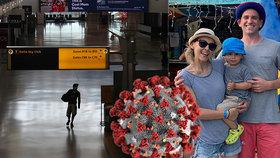 Lenka (39) z Chicaga o nákaze: Nevím, kdy uvidím rodinu z Česka! A zmínila i americký sen