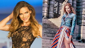 Sexy modelka Verešová opět provokuje: Nebezpečný rozparek za 13 000 Kč!