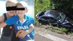 Monika (†37) loni zemřela při tragické nehodě: Zdrcená maminka promluvila o záhadné události