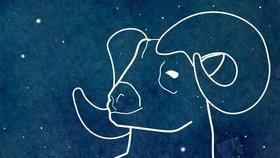 Znamení horoskopu podle dekád: Beran