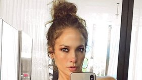 Jennifer Lopezová chtěla ukázat svaly: Fanoušky k smrti vyděsilo pozadí fotky!