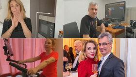 Zdena Studenková ukázala hnízdečko lásky: Má v něm fitko i nahrávací studio!