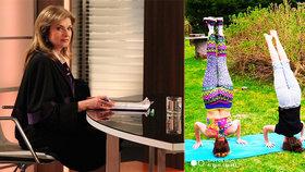 »Soudkyně Barbara» se dostává do formy! Co si od toho Simona Prasková slibuje?