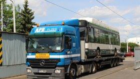 Pražský dopravní podnik si pořídil trolejbus! První po šedesáti letech, dostane novou fazónu