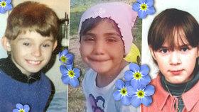 Vraždy, znásilnění, únosy, nehody: Lidé si připomínají ztracené děti
