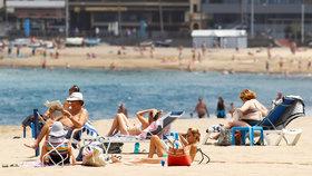 Dovolenkový ráj zavřel pláže: Kanáry se potýkají s druhou vlnou koronaviru