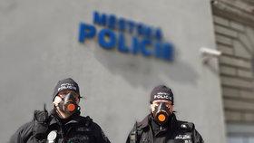 Po hornících i strážníci! V Ostravě má pět mužů městské policie koronavirus