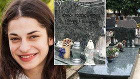 Půl roku od sebevraždy hvězdy Národního (†27): Dojemné překvapení na jejím hrobu!
