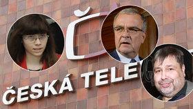 Kalousek zuřil po volbě dohledu nad ČT. Mezi radními je Xaver Veselý i ekonomka Lipovská
