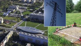 Nejstarší elektrické vedení v Praze vyrostlo, když ještě na Proseku stály statky. Po téměř 100 letech šlo k zemi