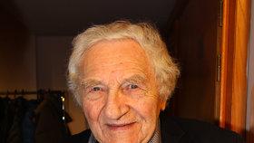 Antonín Hardt (84) je po transplantaci: S cizí rohovkou zase vidí svět!