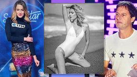 Vyřazená finalistka Miss Karin Křížová o zákulisí SuperStar: Nejde tam o zpěv!