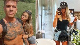 Selfie se zadkem? Dívka si nevšimla, že na fotce zvěčnila intimní chvilku svého přítele
