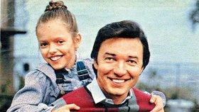 Peigrova bytná o druhém tátovi Dominiky Gottové: Umíral mi v náručí!