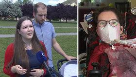 Aničku (21) SMA už téměř úplně ochromilo: Pojišťovna nechtěla zaplatit lék