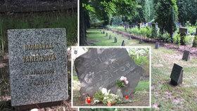 Den zemřelých dětí: Na Ďáblickém hřbitově připomněli oběti komunistické diktatury, které žily jen pár dní