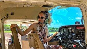 Na cestách se toho o sobě dozvíte nejvíce, říká mladá cestovatelka Lucie Piedová