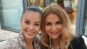 Monice Bagárové gratulovala i Yvetta Blanarovičová: Znám ji odmala! Co je pojí?