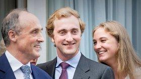 Potupa královské rodiny: Princ se na zakázaném večírku nakazil koronavirem!