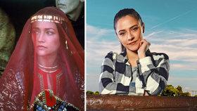 Herecká reinkarnace? Eva Burešová našla svou hvězdnou dvojnici!