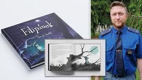 Dozorce Marek napsal knihu pro děti: Inspirovali ho i vězni
