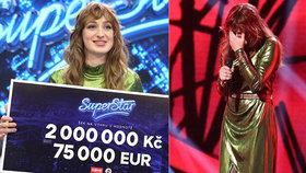 Zpověď uplakané vítězky SuperStar Barbory Piešové (19): Promluvila o vztahu s finalistou!
